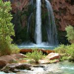 Flooding Forces Evacuations in Havasu Canyon