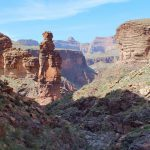 The Monument in Monument Canyon