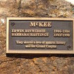 Eddie McKee - Grand Canyon's first ranger naturalist