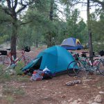 Mather Campground Tent Site | Photo by Mike Quinn - Courtesy of Grand Canyon National Park Service