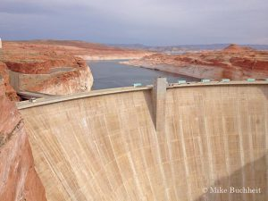 Glen Canyon Dam | Photo by Mike Buchheit