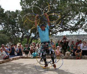 Hopi Hoop Dancer | Photo by Mike Buchheit