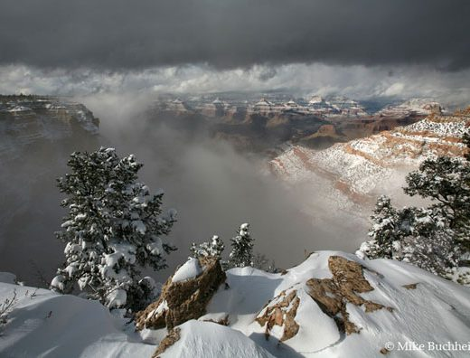 East Rim Scenic - Featured Photo by Mike Buchheit