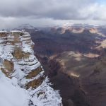Grand Canyon Snowstorm Winter 2010