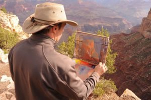 Grand Canyon Celebration of Art 2012 | Photo by Mike Buchheit