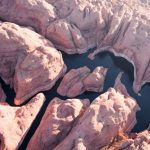 Glen Canyon Maze formed by damming of Colorado River | Photo by Gary Ladd