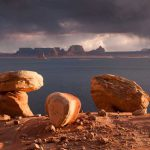 Storm over Lake Powell | Photo by Gary Ladd
