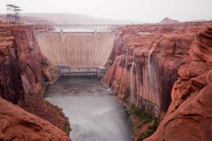 Glen Canyon Dam | Photo by Gary Ladd