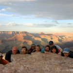 GCFI Class clowning it up at the Grand Canyon | Photo by Mike Buchheit