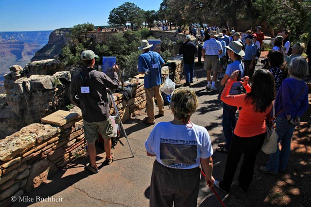 Grand Canyon Celebration of Art | Photo by Mike Buchheit