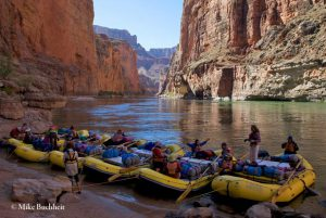 Colorado River Rafts | Photo by Mike Buchheit