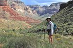 Denise Traver in Western Grand Canyon | Photo by Mike Buchheit
