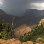 Northern Arizona Welcomes Monsoon after Long Dry Spell