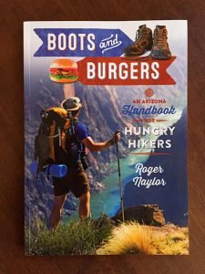 """Boots and Burgers"" by Roger Naylor"