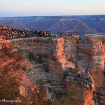 Easter Service at Mather Point | Photo by Mike Buchheit