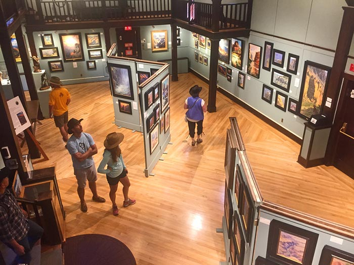Celebration of Art at Kolb Studio | Photo by Mike Buchheit