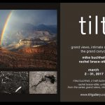 Old Town Scottsdale - Tilt Gallery Exhibit | Mike Buchheit & Rachel Brace-Stille