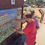 Grand Canyon Refillable Water Station | Photo by Mike Buchheit