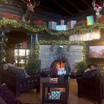 El Tovar Lobby Fireplace | Photo by Mike Buchheit