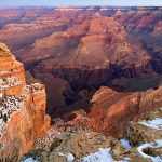 Grand Canyon's Bone Dry Winter Limps Along