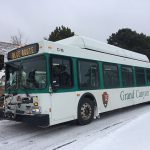 Arriving in Style: NPS Free Shuttle from Tusayan to Resume in March