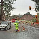 Park Roads Receiving Much Needed Attention