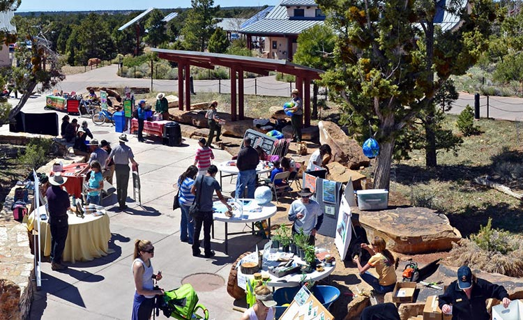 Earth Day Events at Grand Canyon | NPS Photo