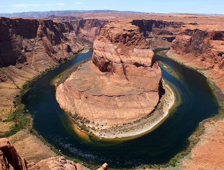 Horseshoe Bend | Photo by Denise Traver